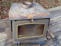Buck Wood Stove Fireplace Insert in Fort Campbell, Kentucky