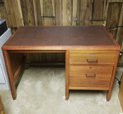 Leather-top Desk in Fort Leonard Wood, Missouri