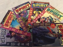 Comics: SPIRIT The New Adventures in Warner Robins, Georgia