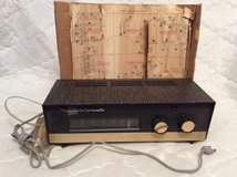 Vintage: HeathKit FM-4 Radio in Byron, Georgia