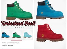 Brand new Timberland boots 9/ 9.5 in Fort Campbell, Kentucky