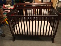 Crib with Matress in Wheaton, Illinois