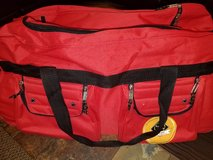 Diplomat travel duffel bag with wheels in Bolingbrook, Illinois