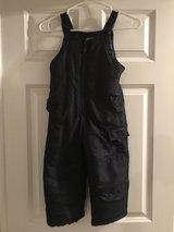 4t London Fog Navy Snow Pants/Bib in Oswego, Illinois