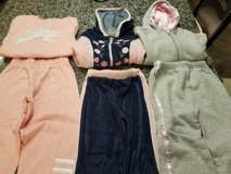 3 sets, 6 pieces for toddlers size 4 in Plainfield, Illinois