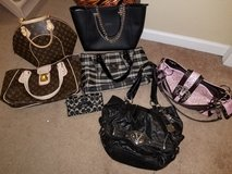 Multi Purse brand and a wallet in Fort Knox, Kentucky