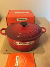 Le Creuset 3.5 Quart Dutch Oven in Okinawa, Japan