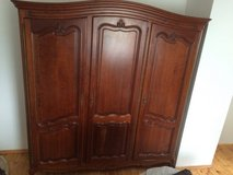 Beautiful antique wadrobe Schrank from France in Ramstein, Germany