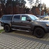 2011 TOYOTA TACOMA 4 x 4 DOUBLE CAB TRD W/TOPPER only ~33, 000 miles - great for winter! in Stuttgart, GE