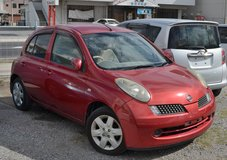 *BooKoo SALE!* 06 Nissan March *Keyless Entry & Start* Great Condition!* Brand New JCI* in Okinawa, Japan