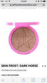 jeffree star cosmetics highlighter skin Frost in Grafenwoehr, GE