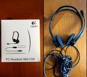 Logitech PC 960 USB Stereo Headset as New in Stuttgart, GE