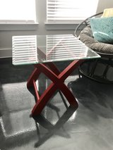 Custom Hand Painted Side / Coffee Table in Baytown, Texas