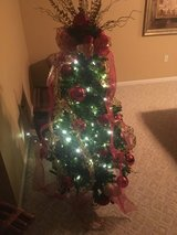 Pre-Lit and Decorated 4.5 ft Christmas Tree in Fort Leonard Wood, Missouri