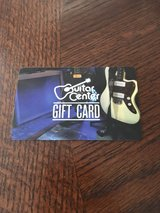 $100 Guitar Center Gift Card in Alvin, Texas