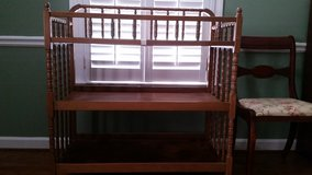 Jenny Lind Changing Table in Warner Robins, Georgia