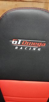omega racing gaming chair in Lakenheath, UK