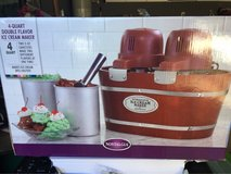 Brand New Ice Cream Maker in Kingwood, Texas