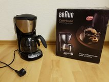Braun Coffee Pot in Spangdahlem, Germany