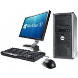 DELL Computer & Monitor w/warranty in Fort Leonard Wood, Missouri