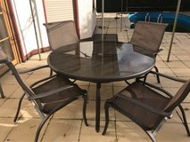 Patio Table and Chairs in Ramstein, Germany