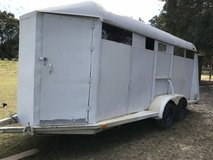 2006 homemade horse trailer in Warner Robins, Georgia