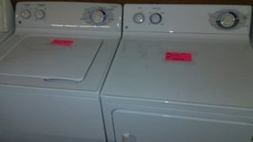 Ge washer and dryer set in Camp Lejeune, North Carolina