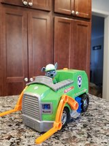 Paw Patrol Rocky's Recycling Truck in Quantico, Virginia