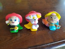 Bubble Guppies Bath Toys**Never used** in Manhattan, Kansas