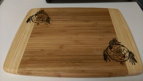 New dream catcher cutting board in Warner Robins, Georgia