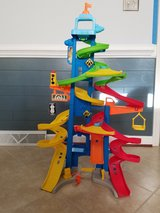 Little People City Skyway Race Track Tower in Quantico, Virginia