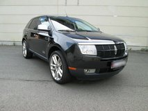 2010 Lincoln MKX Limited Edition Asking $14,000   US SPEC   72,XXX Miles in Hohenfels, Germany