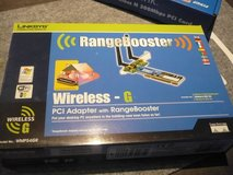 Range Booster Linksys in Ramstein, Germany