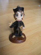 cantinflas sculpture, cantinflas figurine, el padrecito made in mexico in Lockport, Illinois