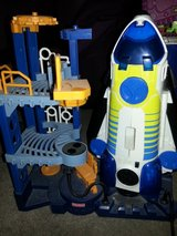 Imaginext Space Shuttle and Tower in Joliet, Illinois
