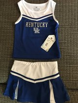 NWT Baby Kentucky Cheerleading Uniform (12-18 months) in Dover, Tennessee
