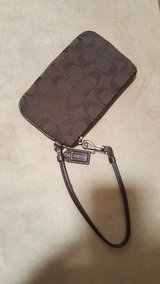 Coach wristlet purse in Travis AFB, California
