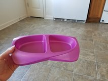 Pet water/food bowl in Fort Riley, Kansas