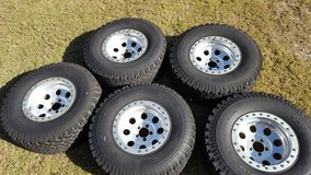 Jeep Wrangler Tires and Rims in Warner Robins, Georgia