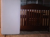 Baby crib to toddler bed in Houston, Texas