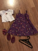 Retired American Girl Summer Fruit Dress in Wheaton, Illinois