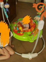 Fisher Price Jumperoo in Spring, Texas
