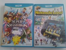 Wii u games in Columbus, Georgia