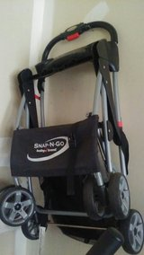 Snap N Go stroller in Joliet, Illinois