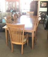 Table & 8 Chairs (708) in Camp Lejeune, North Carolina
