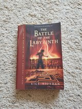 Percy Jackson & The Olympians Book 4 in Camp Lejeune, North Carolina