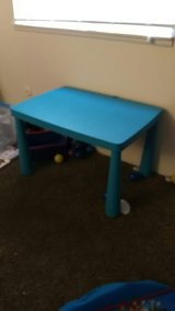 childs table with chair in Colorado Springs, Colorado