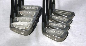Daiwa Hi-Trac Ladies/Seniors Midsize Irons with Graphite Shafts 3-PW in Indianapolis, Indiana