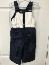 12 month navy snowsuit in Orland Park, Illinois
