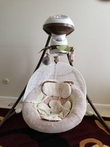 baby swing  and cradle by  Fisher price in New Lenox, Illinois